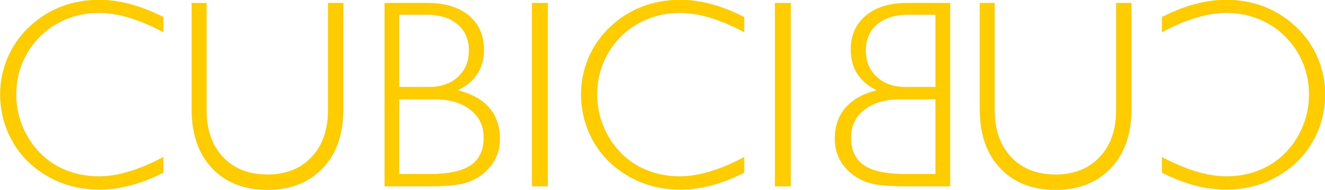 Cubicibuc Name Logo